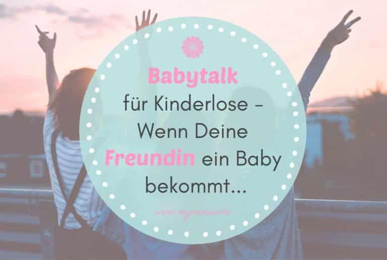 Deine beste Freundin bekommt ein Baby, Du hast aber keine Lust nur über Windeln zu sprechen? 👶🏼 So wirst Du ein unersetzlicher Teil Ihres (neuen) Lebens!
