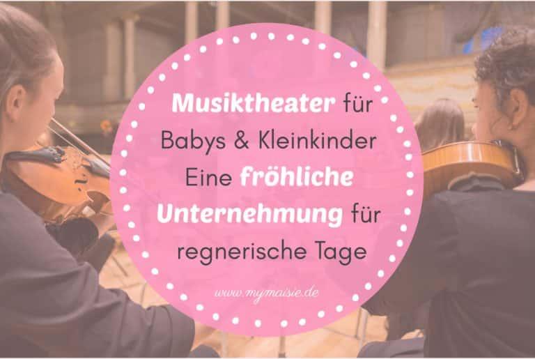 Musiktheater für Babys – Eine fröhliche Unternehmung für regnerische Tage in Hamburg 🎼