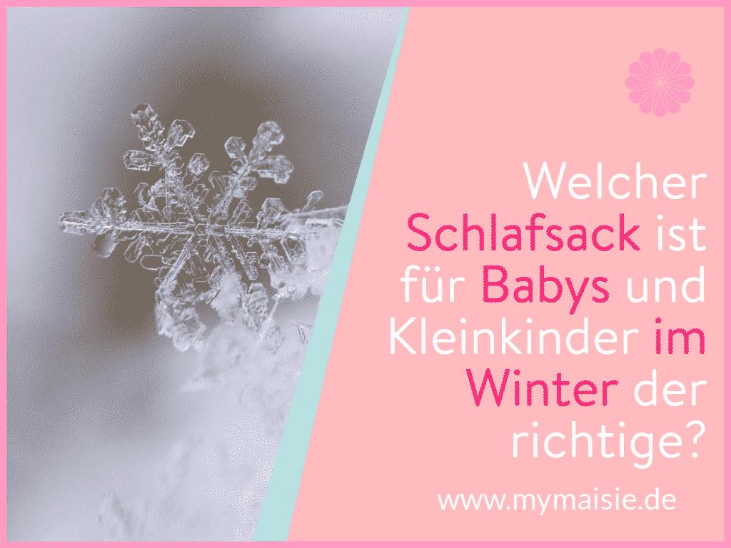 My Maisie Cover Babyschlafsack Winter Kleinkind Kalt Warm