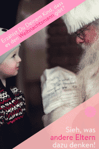 My Maisie Weihnachtsmann Xmas Lüge Fantasie Tradition