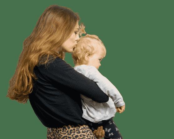 My Maisie Schwanger, Geburt & Mama-Sein