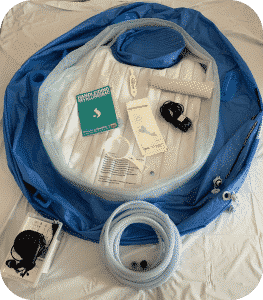 Erfahrungsbericht Geburtspool für Hausgeburten von Bevallingsbaden – zum Leihen oder Kaufen – Darauf solltest Du achten!